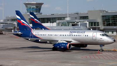 RA-89001 - Sukhoi Superjet 100-95B - Aeroflot