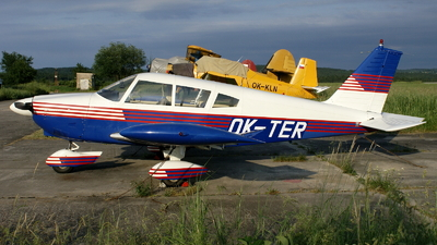 OK-TER - Piper PA-28-180 Cherokee D - Private