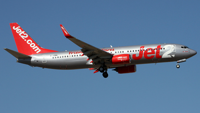 A picture of GJZBN - Boeing 7378MG - Jet2 - © Alfonso Solis