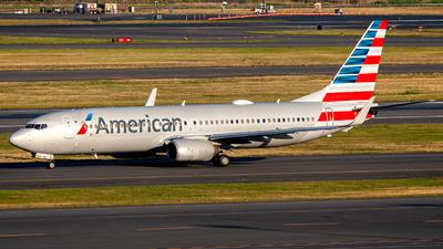 A picture of N811NN - Boeing 737823 - American Airlines - © OCFLT_OMGcat