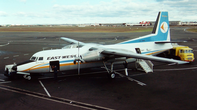 VH-EWG - Fokker F27-100 Friendship - East West Airlines