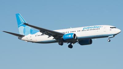 A picture of VPBPL - Boeing 7378AL - Pobeda - © Alexey Prokhorov