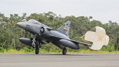 FAE-1362 - Atlas Cheetah C - Ecuador - Air Force
