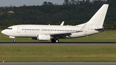 4L-TGO - Boeing 737-7CT - Georgian Airways (AirZena)
