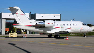 9H-JCD - Bombardier CL-600-2B16 Challenger 605 - Comlux Aviation Malta