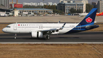 A picture of B302N - Airbus A320271N - Qingdao Airlines - © SEN BAI