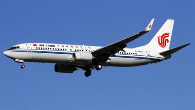 B-5679 - Boeing 737-89L - Air China
