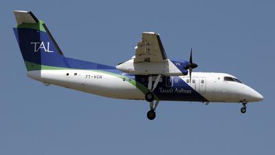 A picture of 7TVCR - De Havilland Canada Dash 8200 - Tassili Airlines - © Ramin