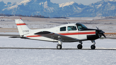 C-FUCE - Beechcraft A23 Musketeer - Private