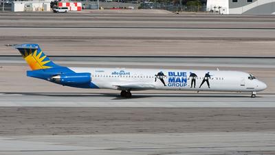 N405NV - McDonnell Douglas MD-83 - Allegiant Air