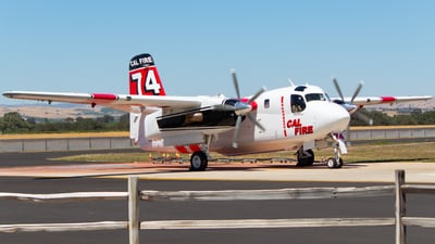A picture of N439DF - Marsh S2F3AT Turbo Tracker - [149854] - © Conner Rocha