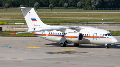 A picture of RA61717 - Antonov An148100EM - MCHS Rossii - © Michael Baumert