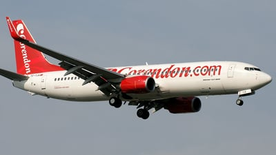 TC-TJK - Boeing 737-8GQ - Corendon Airlines