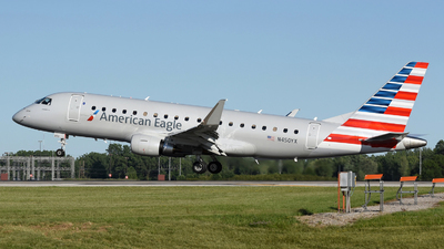 A picture of N450YX - Embraer E175LR - American Airlines - © DJ Reed - OPShots Photo Team