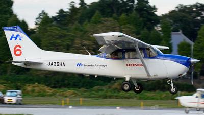 JA36HA - Cessna 172S Skyhawk SP - Honda Airways