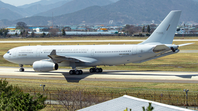 19-002 - Airbus A330-243(MRTT) - South Korea - Air Force