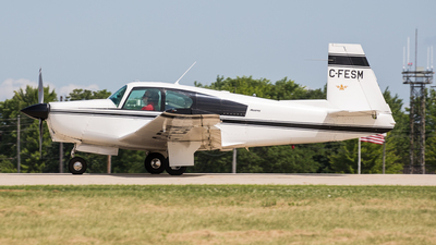 C-FESM - Mooney M20E - Private