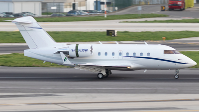2-SLOW - Bombardier CL-600-2B16 Challenger 604 - Private