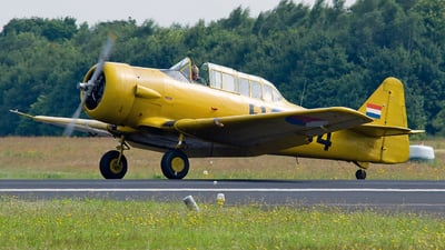PH-LSK - Noorduyn Harvard Mk.II - Netherlands - Air Force Historical Flight