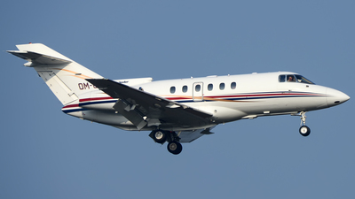 OM-OIG - Raytheon Hawker 800XP - Private
