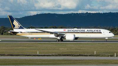 9V-SCJ - Boeing 787-10 Dreamliner - Singapore Airlines