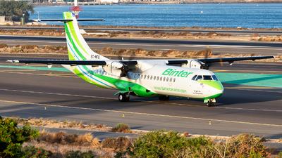 EC-MTQ - ATR 72-212A(600) - Binter Canarias (Canarias Airlines)