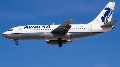 XA-TWV - Boeing 737-219(Adv) - Aviacsa