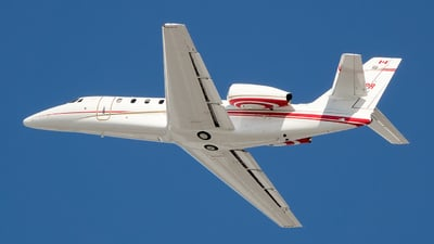 C-FCPR - Cessna 680 Citation Sovereign - Private