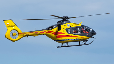 A picture of SPHXM - Airbus Helicopters H135 P3 - Polish Medical Air Rescue - © Michal Furmanczak