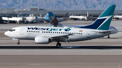 A picture of CGWSJ - Boeing 7376CT - [34621] - © Yixin Chen