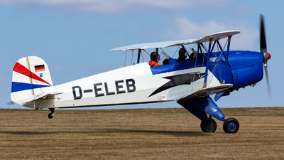 D-ELEB - Bücker 131 Jungmann - Private