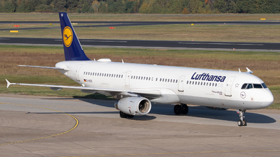 A picture of DAISX - Airbus A321231 - Lufthansa - © Andrei Kurach