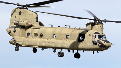 07-08736 - Boeing CH-47F Chinook - United States - US Army