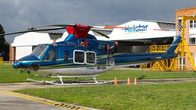 HK-4556  - Bell 412EP - Helistar Colombia