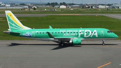 JA11FJ - Embraer 170-200STD - Fuji Dream Airlines