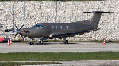 LX-JFY - Pilatus PC-12/47E - Jetfly Aviation