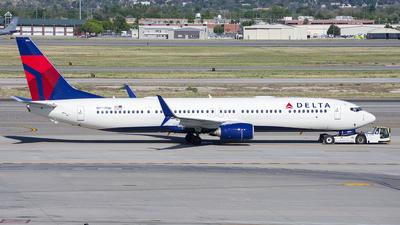 N802DN - Boeing 737-932ER - Delta Air Lines