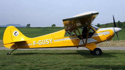 F-GUSY - Aviat A-1B Husky - Private