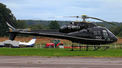 G-BYZA - Aérospatiale AS 355F2 Ecureuil 2 - PDG Helicopters