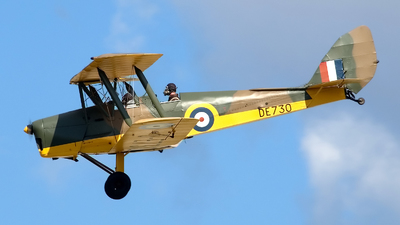 9H-RAF - De Havilland DH-82A Tiger Moth - Malta Aviation Museum