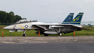162694 - Grumman F-14B Tomcat - United States - US Navy (USN)