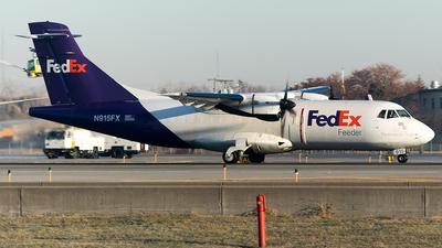 N915FX - ATR 42-300(F) - FedEx Feeder (Mountain Air Cargo)