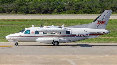 PT-OHK - Mitsubishi MU-2B-60 Marquise - Sete Taxi Aéreo