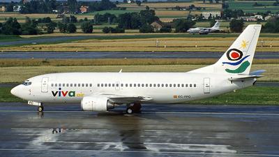 EC-FFC - Boeing 737-3Q8 - Viva Air