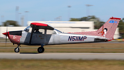 N511MP - Cessna 172P Skyhawk - ATA Flight School