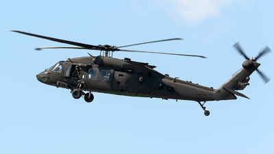 08-20094 - Sikorsky UH-60M Blackhawk - United States - US Army