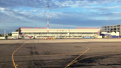 URML - Airport - Terminal