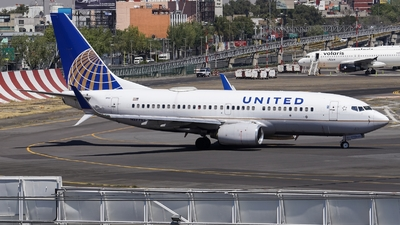 A picture of N27733 - Boeing 737724 - United Airlines - © Mauri_0307