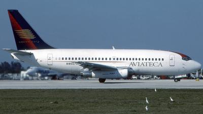 N127GU - Boeing 737-242(Adv) - Aviateca