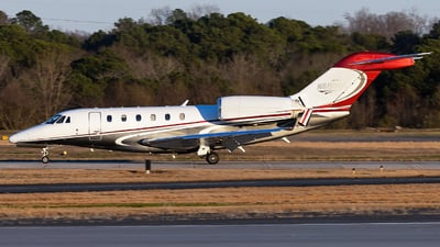N808GG - Cessna 750 Citation X - Private